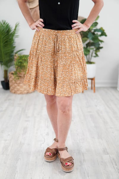 Oh Honey Skirt