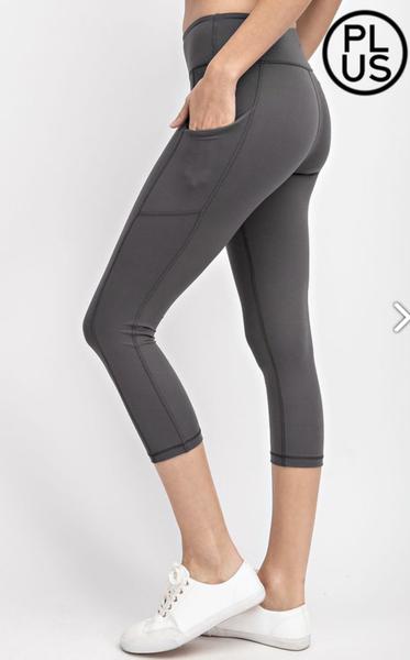 Capri Yoga Pocket Leggings