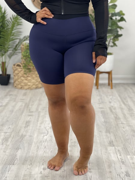 LA Biker Shorts
