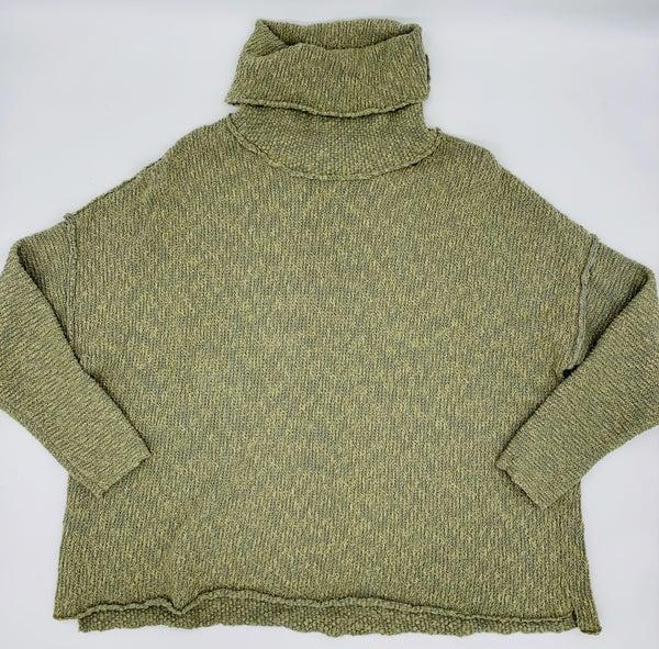 Cowl Me Crazy Neck Sweater