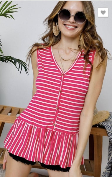Stripes, Ruffles, and Buttons, Oh My!