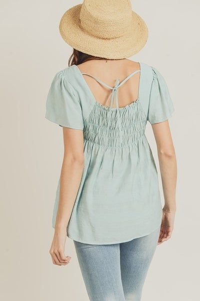 Don't Smock Me Top *Final Sale*