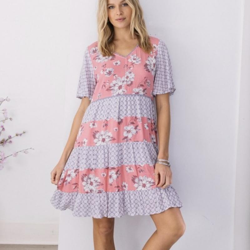 Boho Barbie Dress