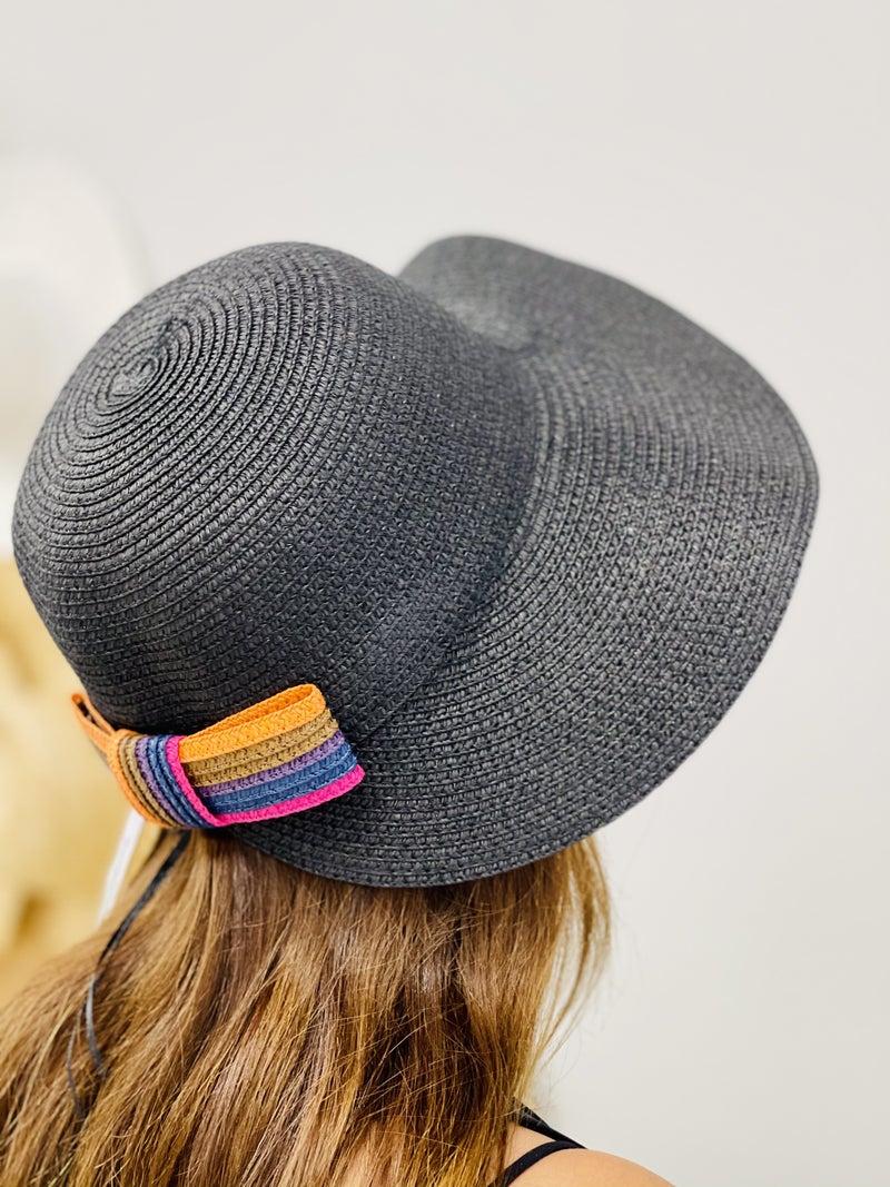 Open Back Bucket Hat