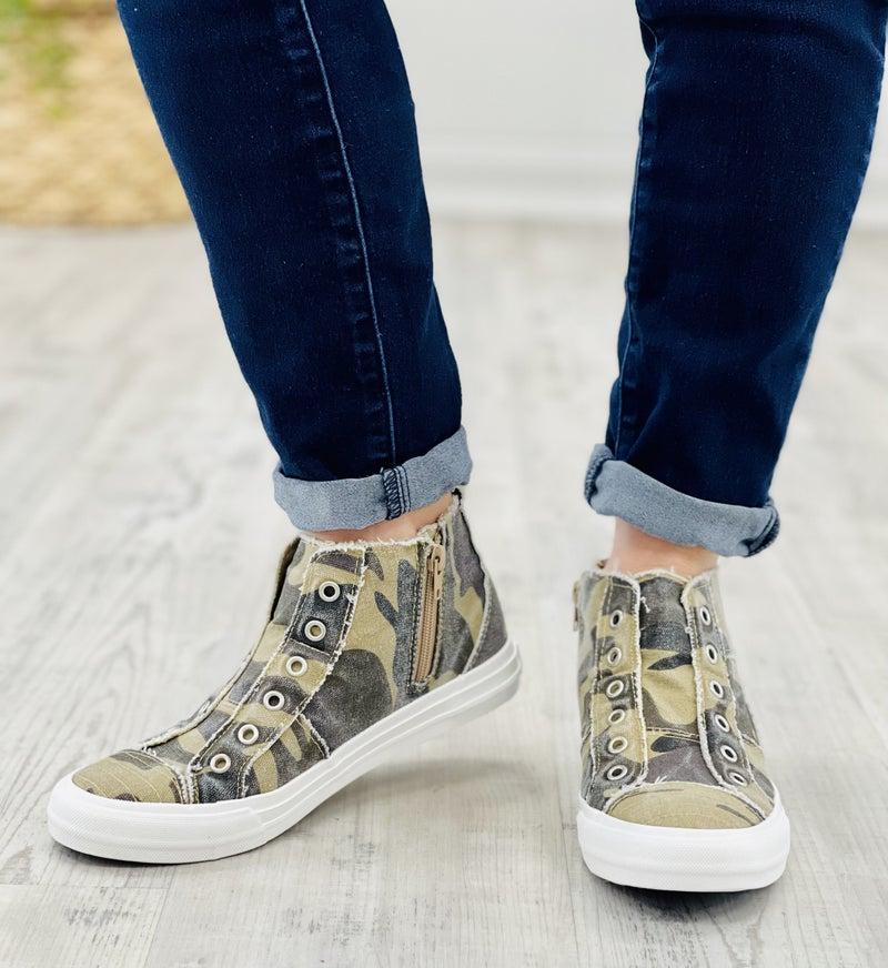 Rocker Band Sneakers by Gypsy Jazz
