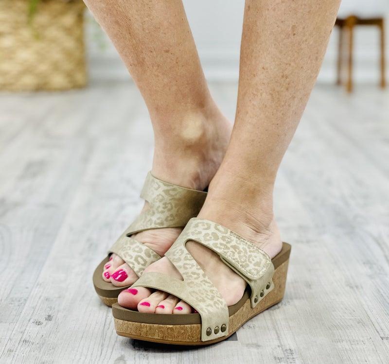 Corky's Zipadee Sandals