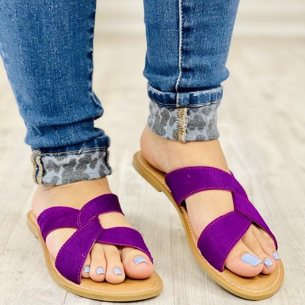 Conga Line Cutie Sandal