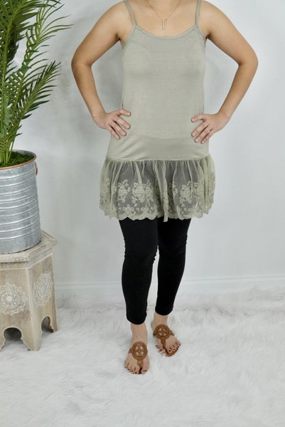 One And Only Lace Dress Extender *Final Sale*
