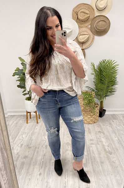 Running Through The Weekend Jeans