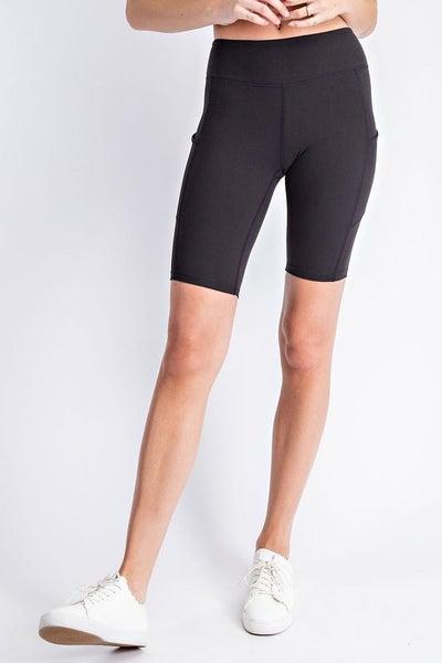 Basic Bae Biker Shorts