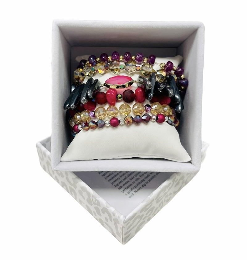Custom Cosmo Pillow Stack