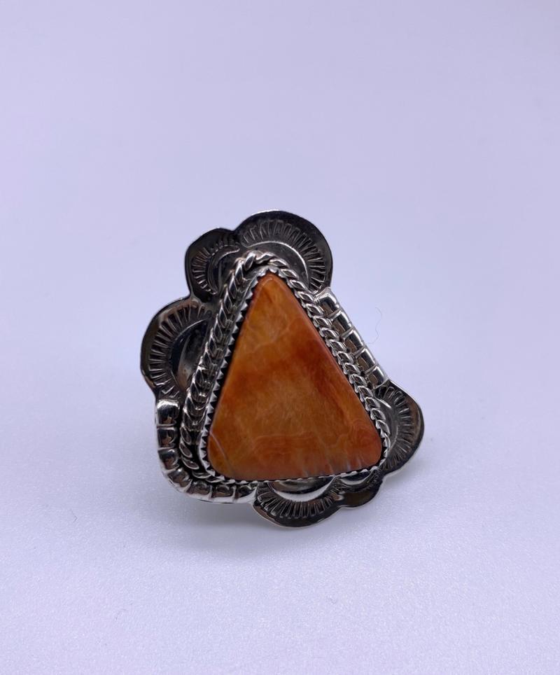 M&S Orangewood Ring