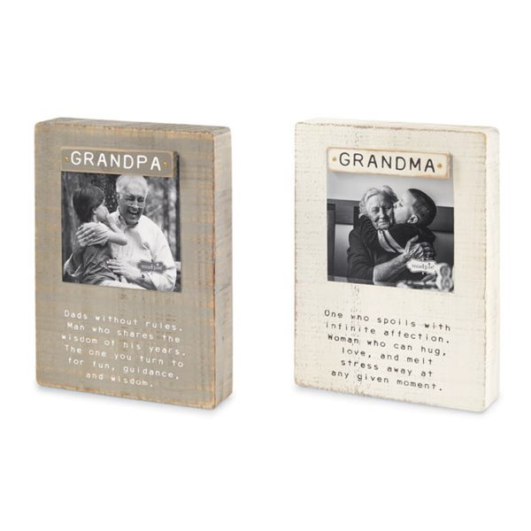Grandparents Magnet Frame Set