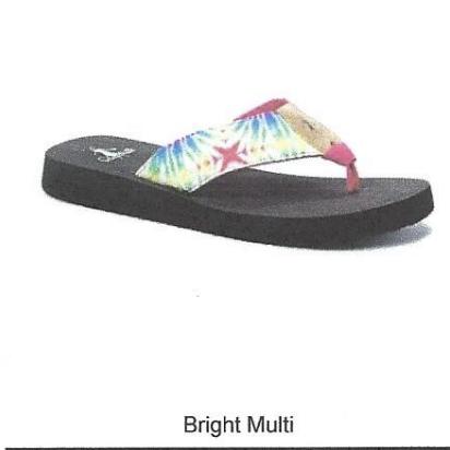 Bahama Mama Flip Flops