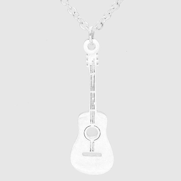 Guitar Love Necklace