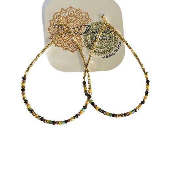Mediterranean Beauty Earrings