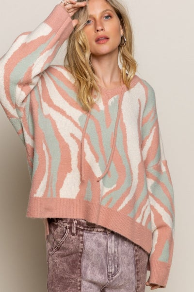 Fruit Stripes Sweater