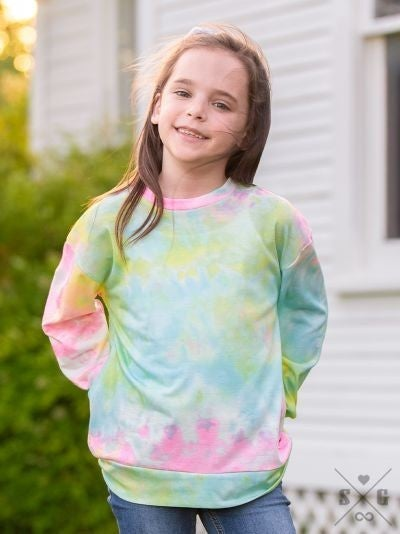Girls' Totally Chill Top