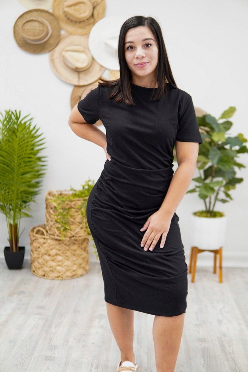 Better Than Basics Black Dress