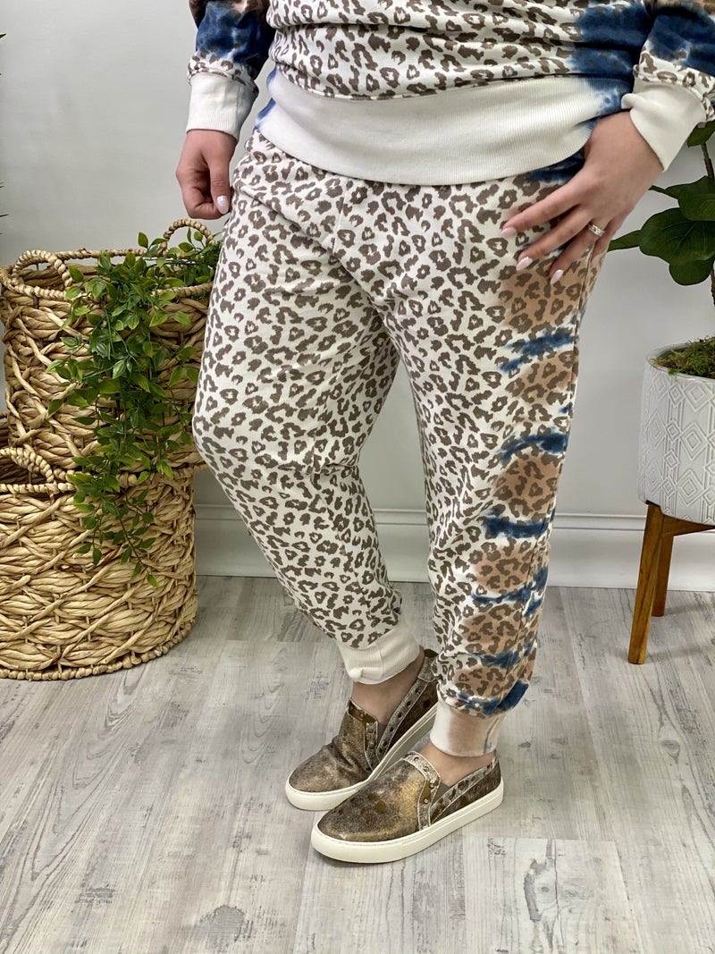 Catimal Dipped Sassy Loungewear Joggers