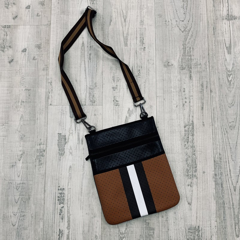 Neoprene Bag - Brown