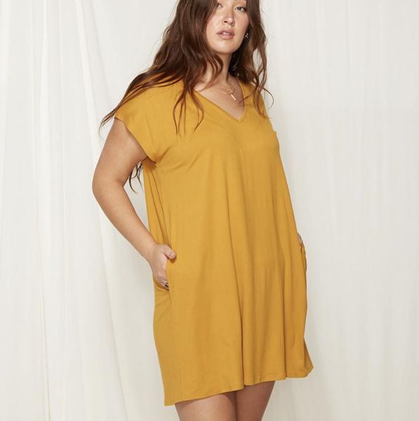 Keep It Simple Pocket Dress