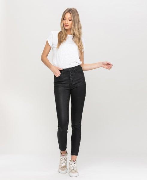 Checkmate Skinny Jean