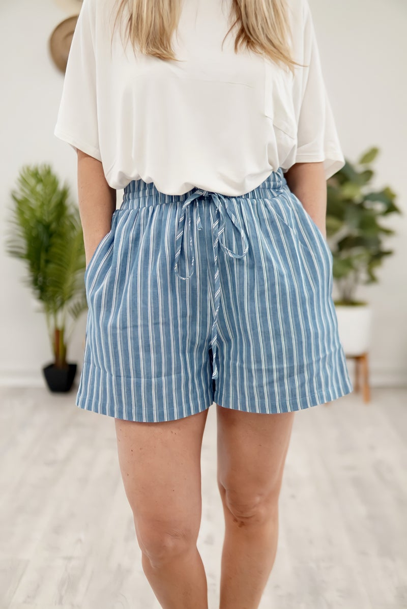 Striped & Ready Shorts