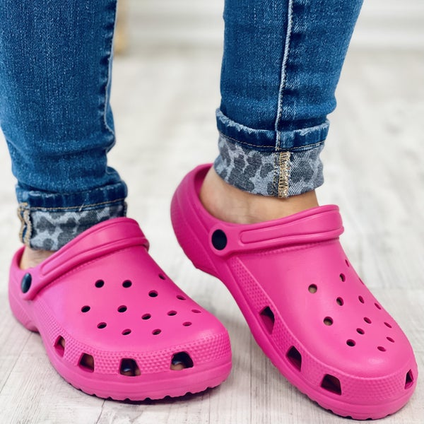 What the Croc Slip Ons