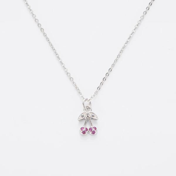 Aloha Necklace - Cherry