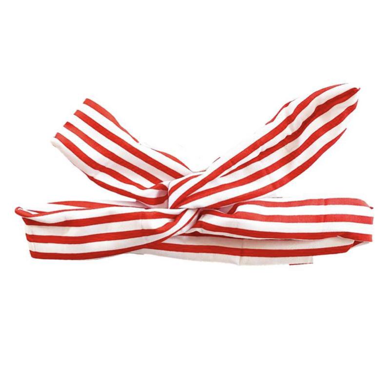 Adjustable Wire Tie Headbands