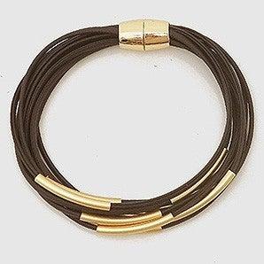Totally Tubular Bracelet