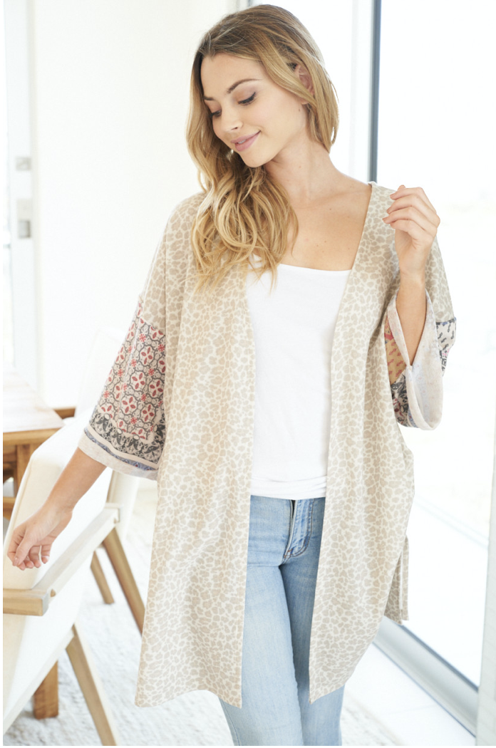Sassy and Boho Cardigan
