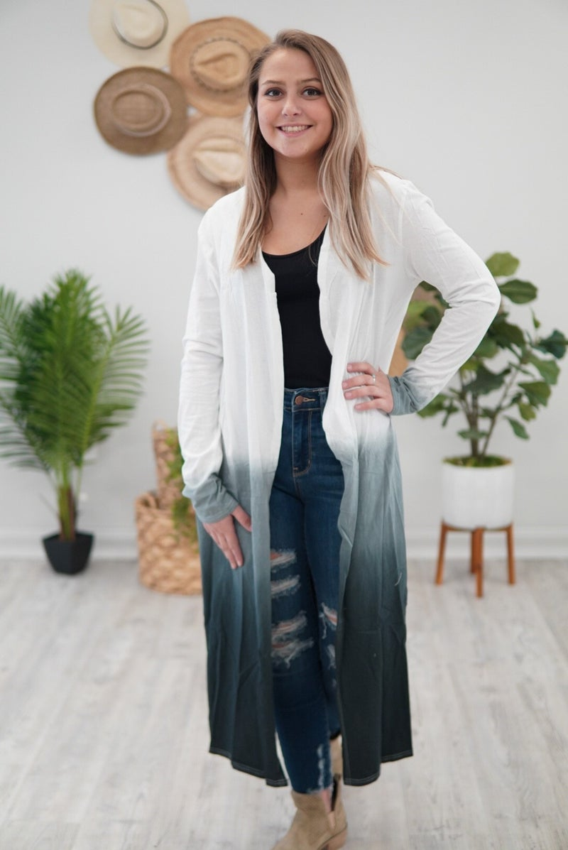 Catwalk Ready Ombre Duster