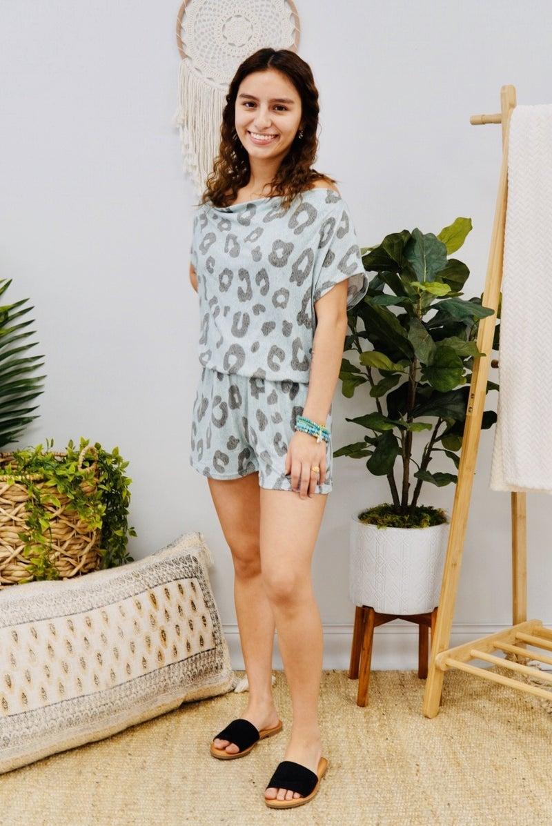 Cheeta Romp Romper