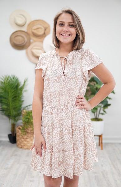 Modern Jungle Dress