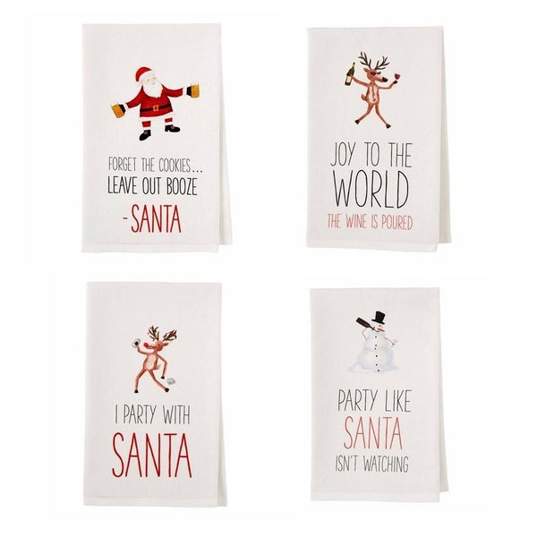 XMas Tea Towels