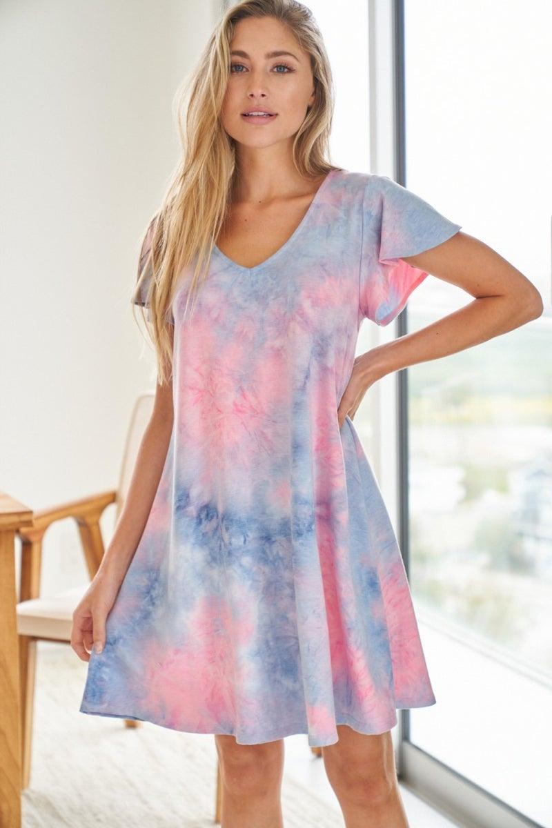 Cotton Candy Cutie Dress *Final Sale*