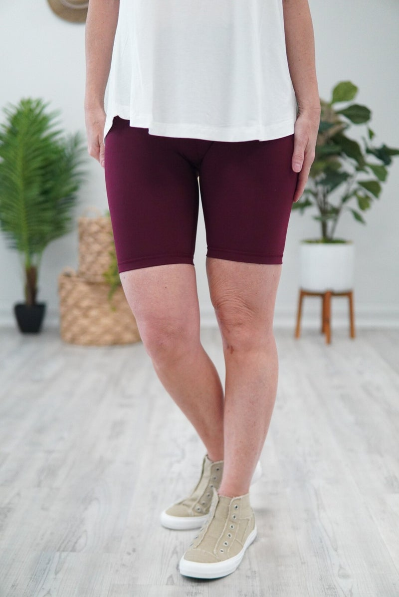 Keeping Things Casual Bike Shorts
