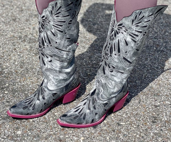 The Fly Girl Cowgirl Boot by Texi Boots