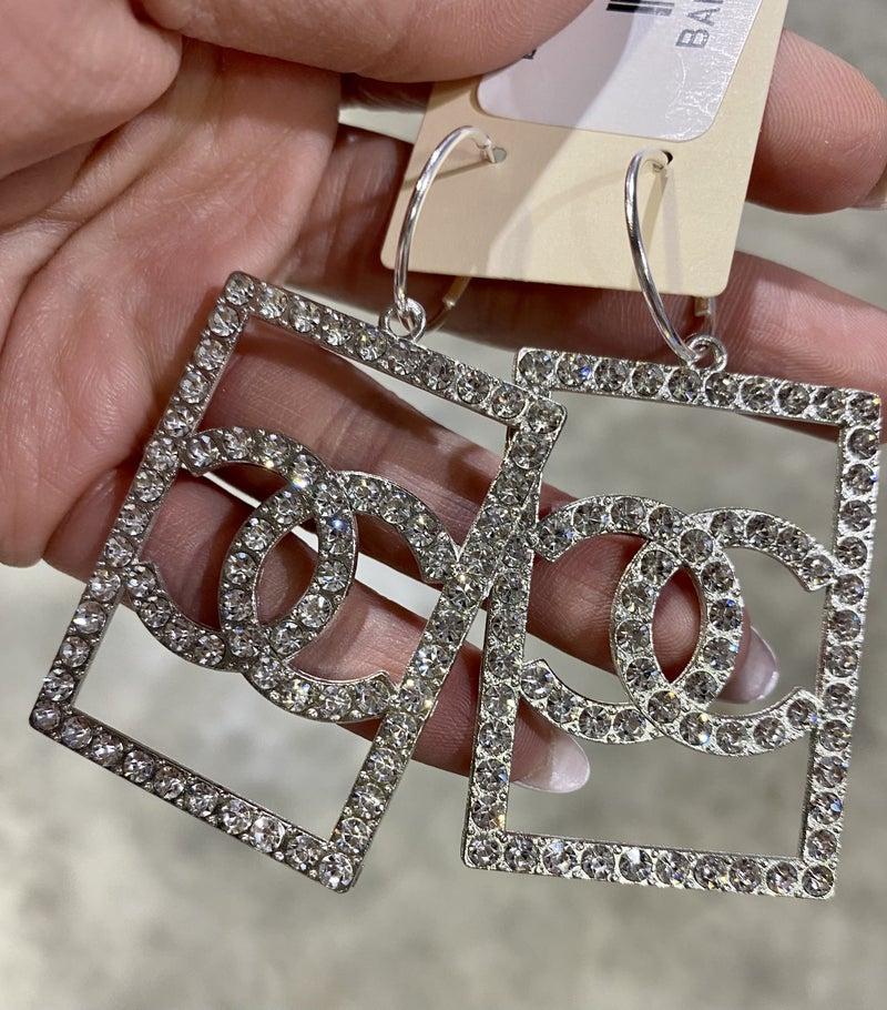 Designer inspired Boujee Mama Earring