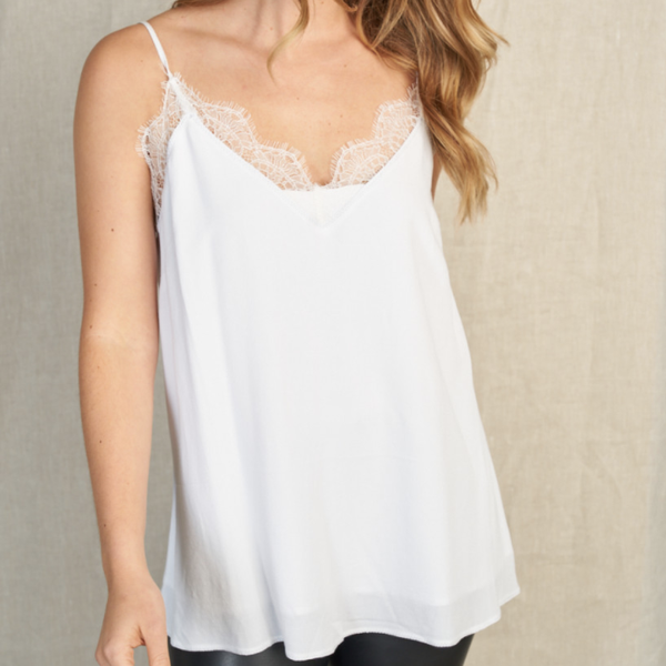 Sexy and Sweet Lace Cami