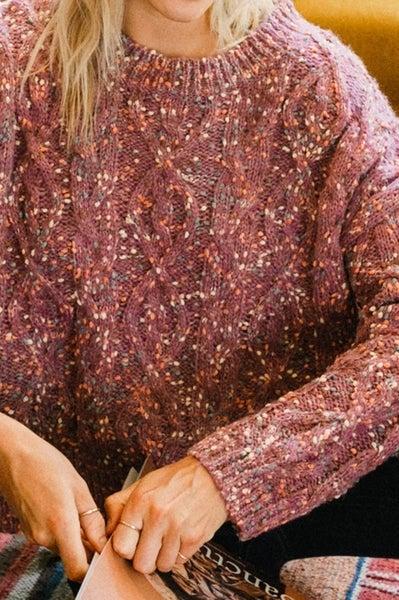 Confetti Cuteness Sweater