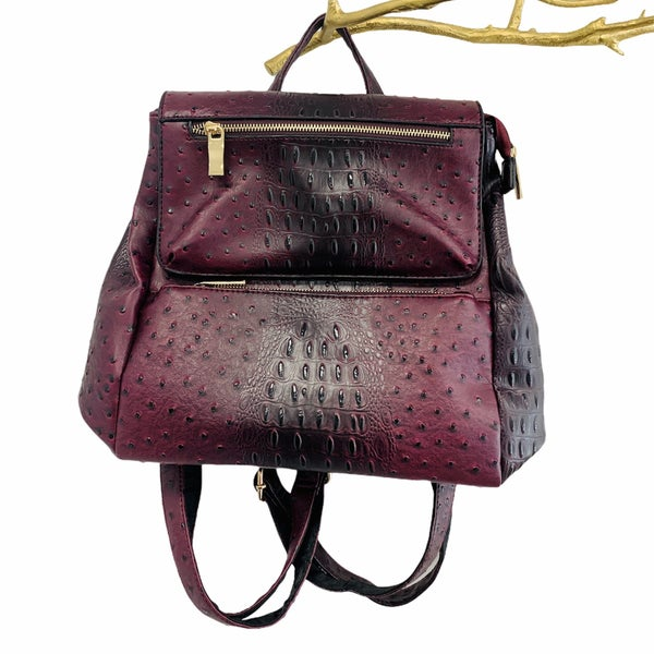 Packed With Sass Backpack Purse