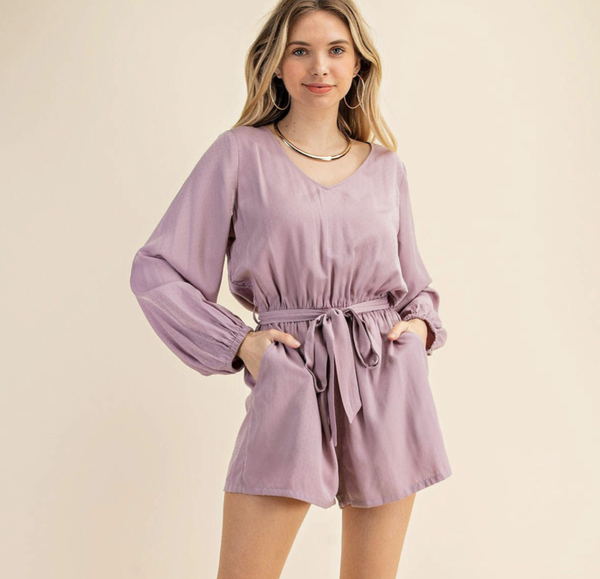 Call Me When You Need Romper