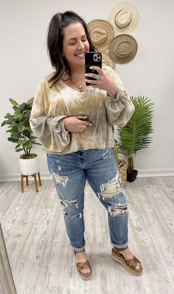 A Little Extra Boyfriend Jeans