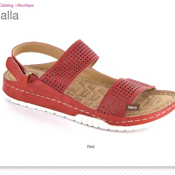 TAKEOVER- Calla Sandals