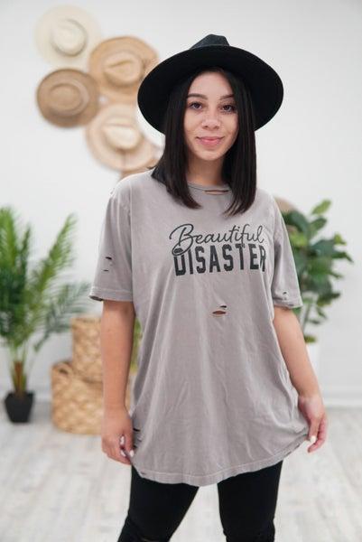 Beautiful Disaster Tee