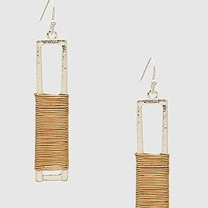 Wrapped Up Earrings