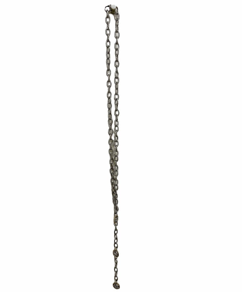 Chained With Love Long Necklace